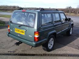 jeep cherokee green 2000 for sale jeep cherokee 4 0 classic automatic 4x4 a c petrol