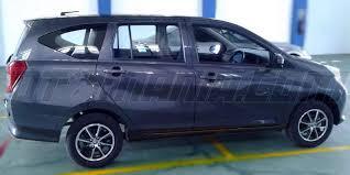 Daihatsu Mpv Daihatsu To Rebadge The Toyota Calya As The Sigra