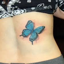 3d lower shoulder butterfly picture design meaning for design idea