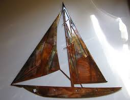 charming design sailboat wall decor stunning stratton home decor
