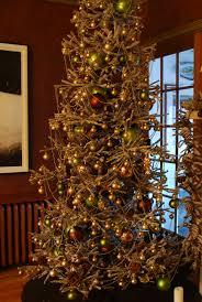 put garland on a christmas tree christmas lights decoration