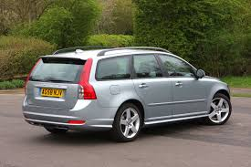 volvo v50 estate 2004 2012 running costs parkers