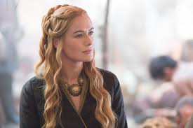 we just got a glimpse of cersei u0027s new short haircut for game of