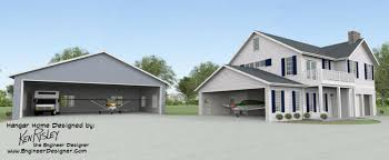 home design engineer when considering a hangar home design these points should be kept