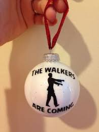 ornaments i ornament walking dead ornament