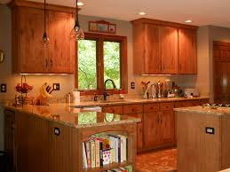 Rustic Maple Kitchen Cabinets Gallery Artistic Kitchens U0026 More Llc