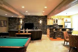 Basement Decorating Ideas For Family Room  Marissa Kay Home Ideas - Family room in basement