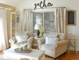 style front room makeover