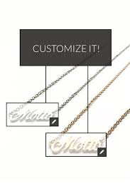 customizable necklaces necklaces nineteen pieces