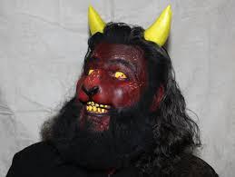 prosthetic halloween mask sheep goat nose 032 northfur fx latex prosthetic faces