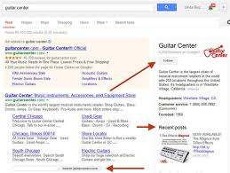 right sidebar widget showing up right in serps sidebar