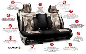 Camo Bench Seat Covers For Trucks Traditional U0026 Digital Camo Custom Seat Covers