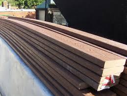 deck wood or plastic treehugger