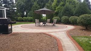 home sugar grove landscaping paving and patios
