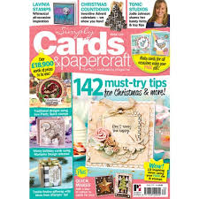 simply cards u0026 papercraft 170 on sale now moremags