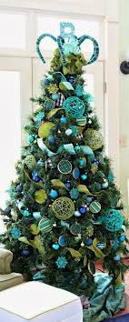 tree blue lime the idea to make large bulbs at