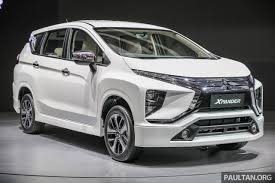 mitsubishi attrage specification giias 2017 mitsubishi xpander bodykit accessories