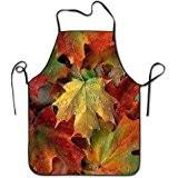 thanksgiving apron thanksgiving apron fall autum turkey leaves