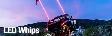 led light whip for atv led light whips led whip antennas online led store