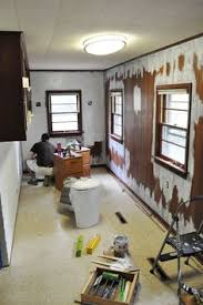 Painting Wood Paneling Ideas Cover Wood Paneling Woods Walls And Cover Wood Paneling