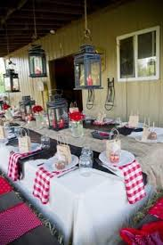 table setting western style western style rehearsal dinner tablescapes rehearsal dinners and
