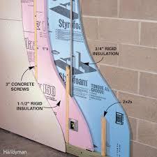 water seeping through basement walls basements ideas