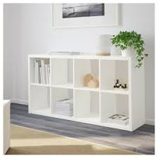 White Horizontal Bookcase by Flysta Shelf Unit Ikea