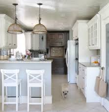Cottage Kitchen Lighting Fixtures - charming elegant cottage the wicker house town u0026 country living
