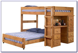 Hyder Bunk Beds Bunk Beds With Futon On Bottom The Alaska Bunk From Hyder Bunk