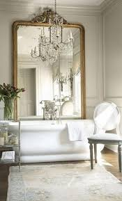 27 ways to rock an oversized mirror in your interior