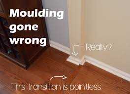 Floor Molding Ideas Quarter Round Molding With Excellent Finish Ideas Whomestudio