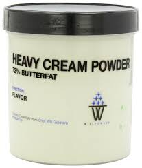 amazon com willpowder heavy cream powder 16 ounce jar