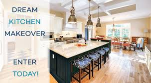 you could win a dream kitchen makeover from wellborn cabinet