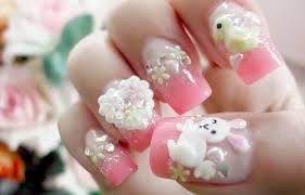 nail designs for short nails 01