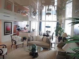 Decorating Ideas For Living Rooms With High Ceilings Living Room Living Room With High Ceilings Employs The Arco To