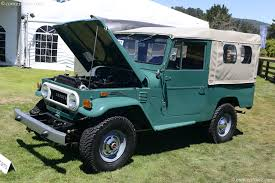 toyota land cruiser 72 auction results and sales data for 1972 toyota land cruiser fj 40