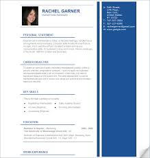 Sales Professional Resume Template Example Of Simple Resume Format Professional Resume Example Sales