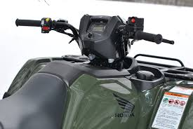2015 honda foreman rubicon 4 4 u2013 review down the trail atv
