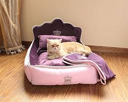 Cats In Dog Beds Yicat Set Of 3 Pet Bed Quilt And Pillow Comfortable Soft Full