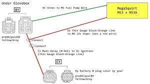 ms3 pro wiring diagram diagram wiring diagrams for diy car repairs