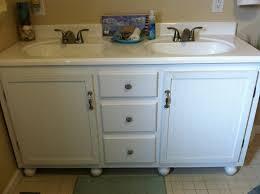 Pine Bathroom Vanity Cabinets by Bathroom Vanity With Round Bun Feet Osborne Wood Videos