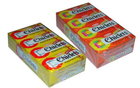 where to buy chiclets gum chiclets 20ct regular boxes blaircandy