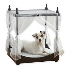 Dog Bedroom Ideas by Dog Bed With Canopy Nana U0027s Workshop