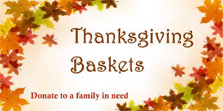 thanksgiving baskets thanksgiving baskets three holy women catholic parish