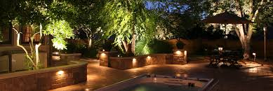 Landscap Lighting Landscape Lighting Wow Effect Wolf Creek Company