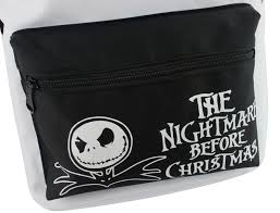 shop the nightmare before backpack canvas bag