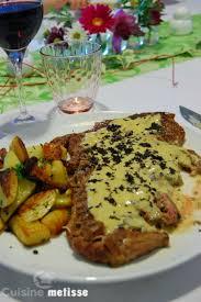 cuisiner une entrecote entrecôte sauce foie gras truffe du périgord girolles sautées et