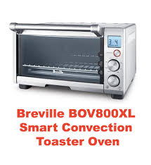 Waring Toaster Ovens Breville Bov800xl Smart Convection Toaster Oven U2022 Kitchenspect