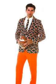 Chicago Bears The Chicago Bears Suit Jacket