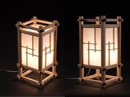 japanese lantern table l japanese l planning general woodworking talk wood talk online